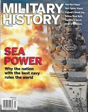 Military History magazine Sea power Best fighter planes Napoleon secret Wars
