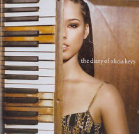 Alicia Keys ‎CD + DVD The Diary Of Alicia Keys - Limited Edition - Europe