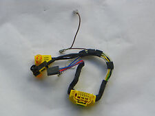 VW AUDI Steering Wheel Airbag Harness Wiring Cable 2 plug