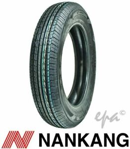 NANKANG 165 80 R15 FRONT RUNNER TYRES SUIT CENTRELINE CONVO PRO AUTO DRAGS