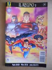 PLAY MAGAZINE n°43 1999 IL REGNO 2 Superman Batman Play Press  [G476]