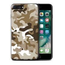 Étuis, housses et coques blanc Pour iPhone 7 Plus en silicone, caoutchouc, gel pour téléphone mobile et assistant personnel (PDA)