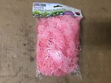 Rite Aid Easter Reusable No Mess Easter Basket Fill Easter Grass Pink