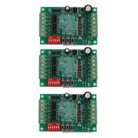 3 Pcs TB6560 Board CNC Router Single Axis Controller Stepper Motor Driver