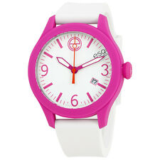 ESQ by Movado One White Dial Ladies Sports Watch 07101431