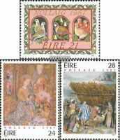Irland 637-639 (kompl.Ausg.) postfrisch 1987 Weihnachten