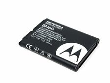 MOTOROLA BN60 Batterie pour HINT QA30 Rapture VU30 VU204 ZN4 Hint A45 ORIGINAL