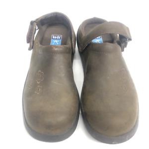 Size 13 brown Keds kids Sandals