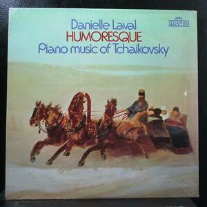 Danielle Laval - Humoresque: Piano Music of Tchaikovsky LP sealed S-60250 USA