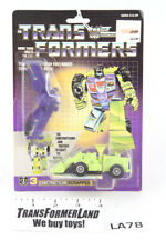 Scrapper Sealed MISB MOSC Combiners 1985 Vintage Hasbro G1 Transformers