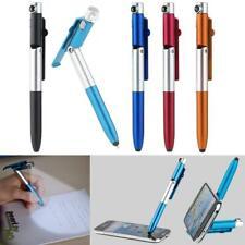 10X Kunststoff Kugelschreiber kreative Kugelschreiber mit Notizblock Licht La I3