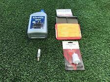 Raven MPV 7100 Lawn Mower Air & Fuel Filter Spark Plug Maintenance Service Kit
