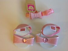 Design A Bear Party Sandals and Headband For Chad Valley Designabear New