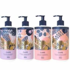 Nak NAK Care Balance Blonde Colour Hair Shampoo Conditioner 500ml