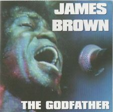 James Brown – The Godfather CD METRODOME