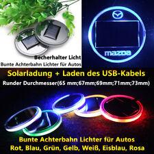 1 Stück Sonnenatmosphäre Licht Mazda geändertes Zubehör Autozubehör Autoteile