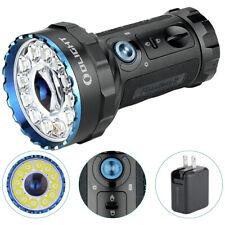 OLIGHT Marauder 2 LED Taschenlampe 14000Lumen,Taschenlampe mit USB-C Anschluss