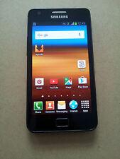 Samsung Galaxy S II GT-I9100 - 16GB - Noble Black (Unlocked) Smartphone