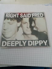 !! CD Maxi !! Right Said Fred, Deeply Dippy