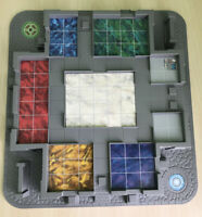 Clue The Great Museum Caper Board Game Replacement Parts - Game Board