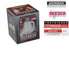 GASTROBACK 42325 Latte Magic Milchaufschäumer weiß vom Fachgeschäft SOFORT NEU
