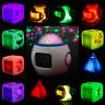 LED Kinderwecker Cube und Sternenhimmelwecker Viele verschiedene Angebote