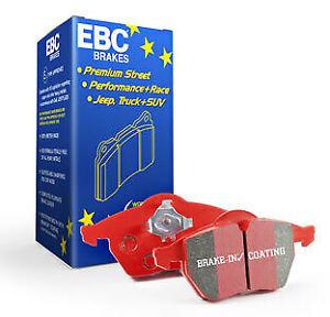 EBC RED STUFF CERAMIC REAR DISC BRAKE PADS for Ferrari F40 1988-1992 DP31110