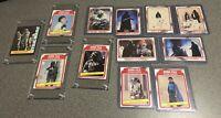 1980 Star Wars Boba Fett Rookie Card Empire Strikes Back Luke Darth Vader Lot