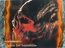 CARTES - CARDS DE COLLECTION SERIE CINEMA FILM ALIEN NUMERO 81