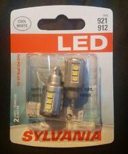 Sylvania Premium LED Light 921 White 6000K Two Bulbs Back Up Reverse Upgrade Fit