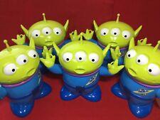 Tokyo Disneyland, Sea limited! Toy Story Alien Little Green Men Popcorn bucket