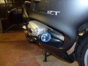 Motorrad Xenon Halogen Nebel Lampe Fahren Licht Set Für BMW R1150RT