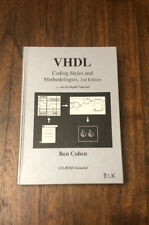 VHDL Coding Styles and Methodologies by Ben Cohen (1999, Mixed Media, Revised)