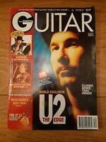 GUITAR MAGAZINE VOL. 5 NO 12 DECEMBER 1995 JOE SATRIANI U2 THE EDGE