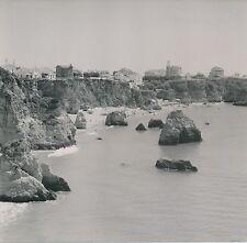 PORTUGAL c. 1949 - Maisons  Plage à Praia da Rocha - DIV 9266