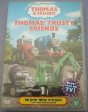 THOMAS THE TANK ENGINE Trusty Friends CHILDRENS TV New Stories DVD Trains