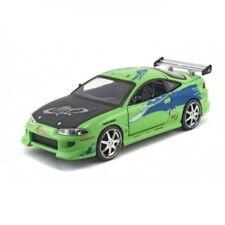 Jada 1 24 Brian's MITSUBISHI Eclipse - Fast & Furious Diecast Car