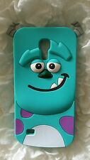 ES- PHONECASEONLINE FUNDA SILICONA MONSTER PARA SAMSUNG GALAXY S4 MINI I9190