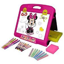 SAMBRO grande Disney Minnie Mouse viaggio ARTE Easel 27 Pezzi-Nuovissimo in scatola