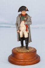 Hand Painted Metal Figure French Emperor Napoleon Bonaparte 90mm