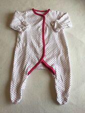 Tiny Baby Girls Clothes - Cute BabyGrow Sleepsuit-