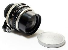 Carl Zeiss Jena Flektogon F2.8/35mm Wide Angle Lens | Exakta Mount | C:1960's.