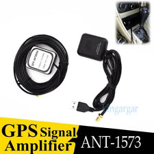 GPS Navigation Antenna Signal Repeater Amplifier Receiver Active for Car Phone
