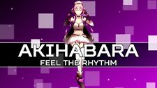 AKIHABARA: FEEL THE RHYTHM - Steam chiave key - PC Game - Free shipping - ROW