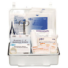 Pac-Kit Industrial #25 Weatherproof First Aid Kit 159-Pieces Plastic Case 6084