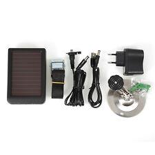 D'énergie solaire panneau charge 7V1500mah pour caméra de chasse HC300M HC300 mn