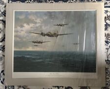 """""""The First Blow"""" 56/1089, Signed Limited Edition Print (NEW) by Gerald Coulson"""