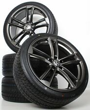 NEU für VW Tiguan I 5N 19 Zoll Alufelgen Gunmetal Winterräder WH27