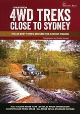 NEW 4WD Treks Close to SYDNEY By Craig Lewis and Cathy Savage Spiral Ringed Book