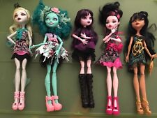 45+ Monster High doll Lot Or INDIVIDUAL SALE Playset, accessories, New, boxed.